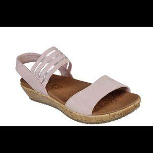 Skechers Luxe Foam Brie Lo-Profile Sandal Size 7